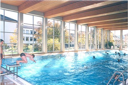 Schwimmbad Hallenbad Kirchseeon