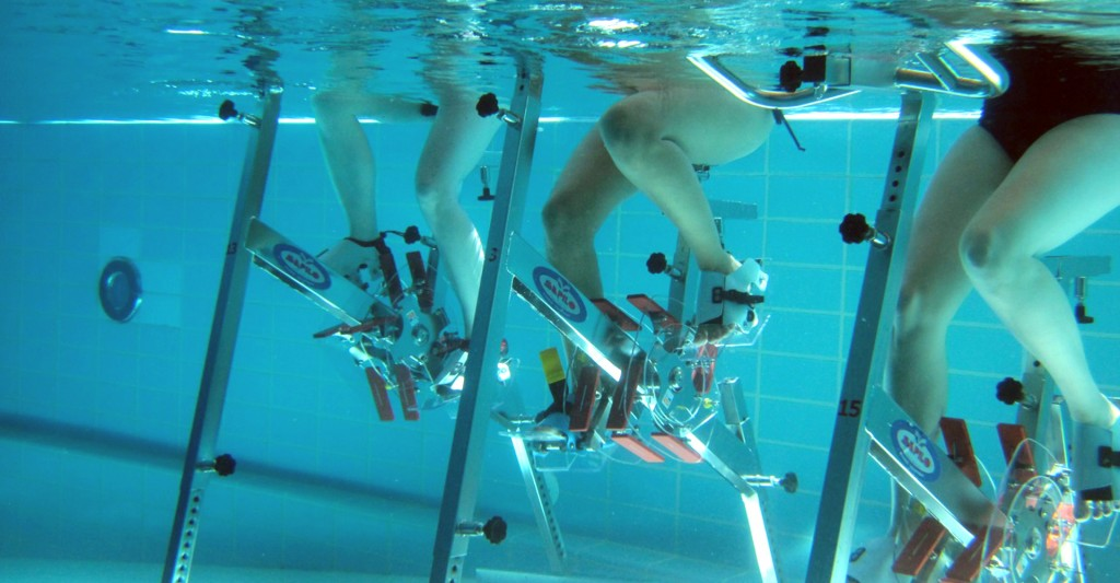 Aqua Cycling Fitness Kurs