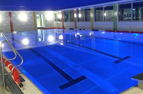 Hallenbad Glonn Schwimmbad