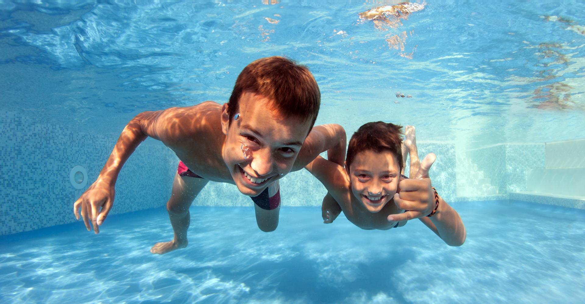Kinder Sschwimmkurs Fortbildungskurs Fortgeschrittene