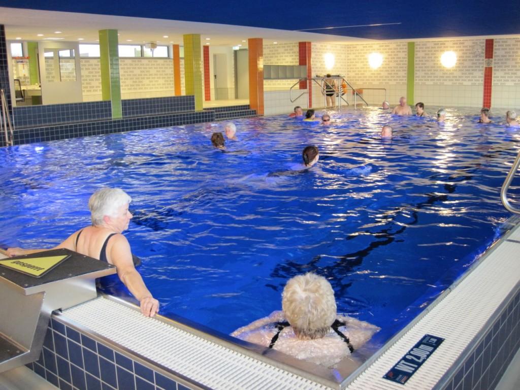 Senioren Schwimmen Glonn
